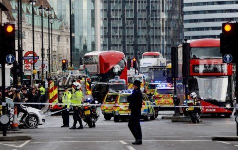Terrorist Attack in London, England