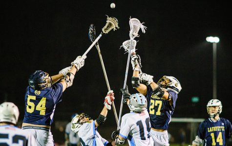 Lafayette Boys Lacrosse Bursts onto the Scene