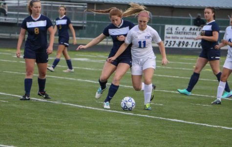 Lady Rams soccer move onto conferences