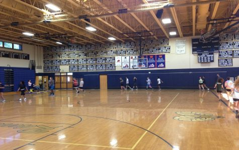 New Auxiliary Gym Planned for Lafayette