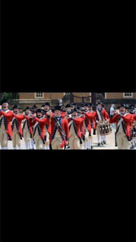The Colonial Williamsburg Fife and Drum Corps
