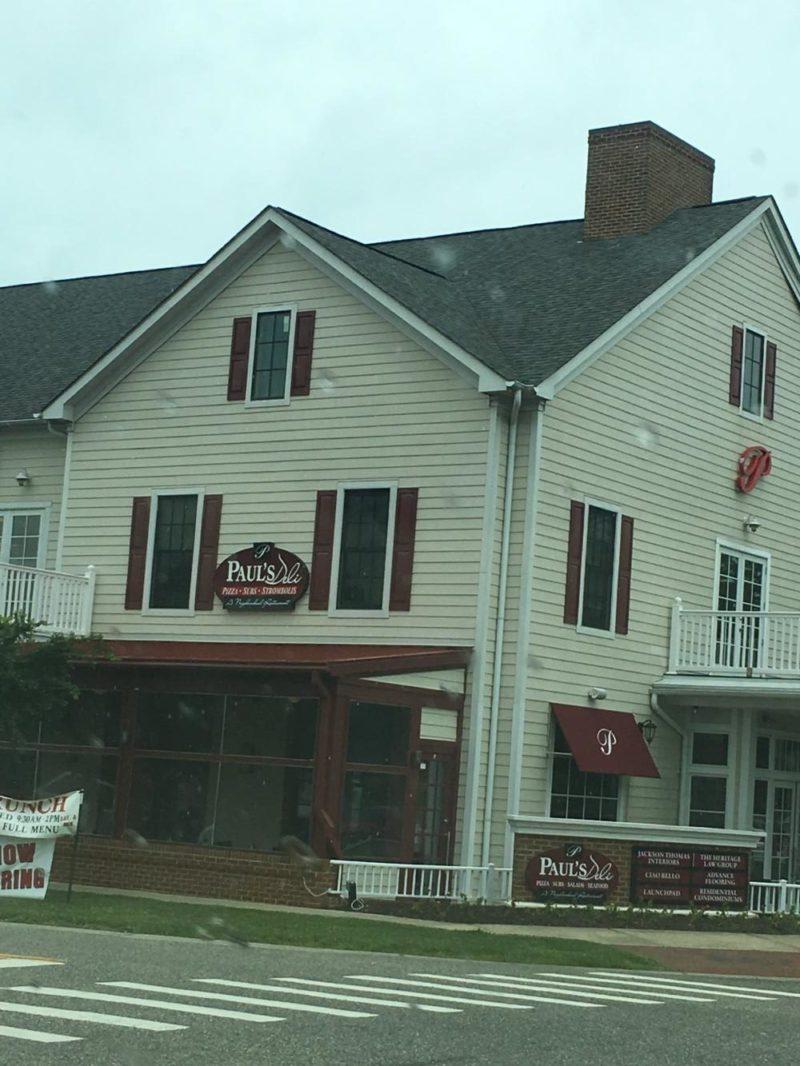 Paul's deli in New Town