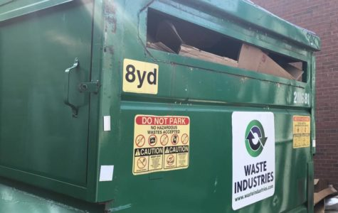 Disturbing Rumor of Recycling Discontinuation