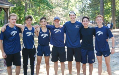 Cross Country Victory at Airfield Invitational