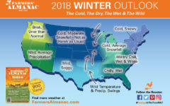 2017-2018 Winter Forecast Predictions