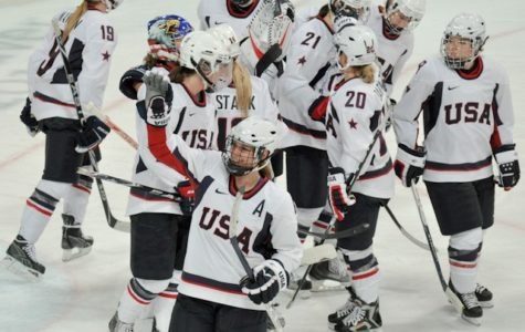 United States Ends Gold Medal Drought for Women's Ice Hockey
