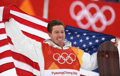 Shaun White takes Halfpipe Gold, Wins U.S.'s 100 Gold medal
