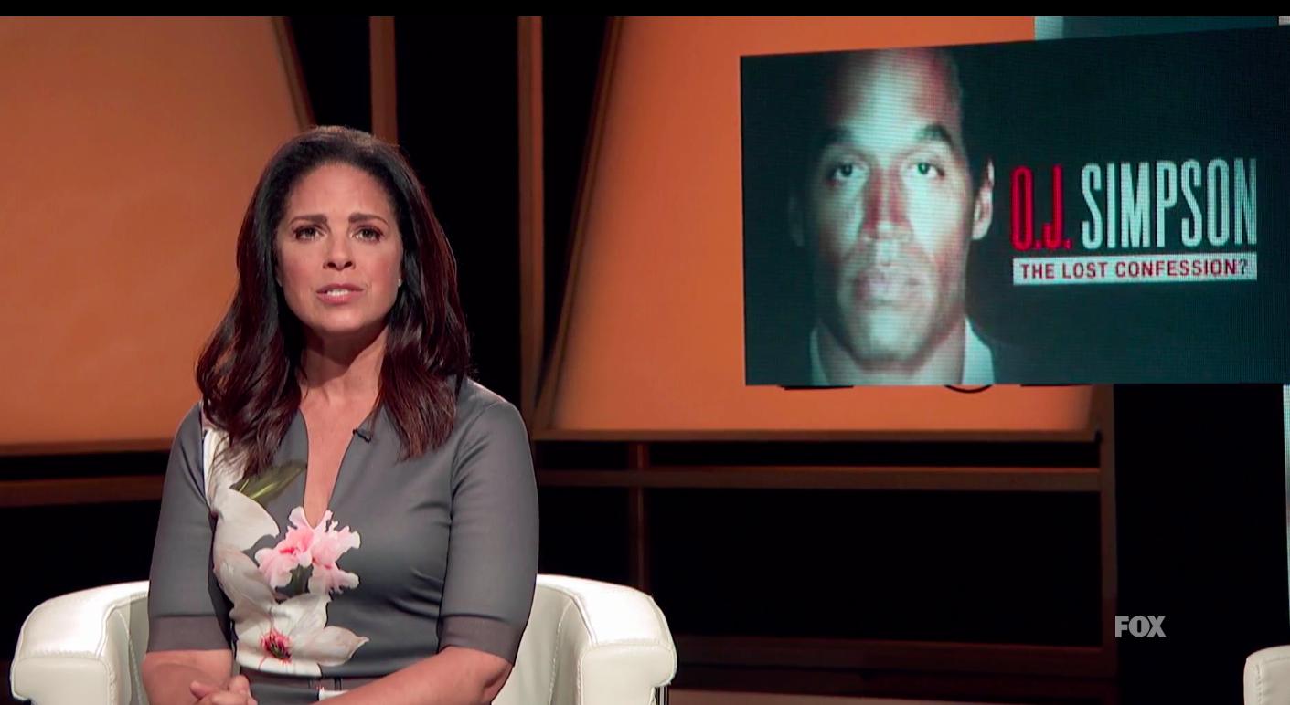 Hosted by Soledad O'Brien, Fox News presents OJ Simpson: The Lost Confession.