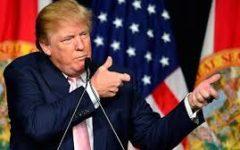 Donald J Trump's Gun Flip