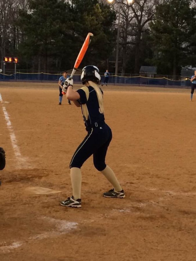 +Starting+shortstop+and+Lafayette+Junior+Casey+Cole+is+focused+while+up+to+bat+against+the+Warhill+Lions.+As+Casey+Cole+waits+for+the+pitch%2C+she+gets+into+her+ready+stance.
