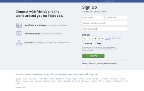 Facebook And Fury
