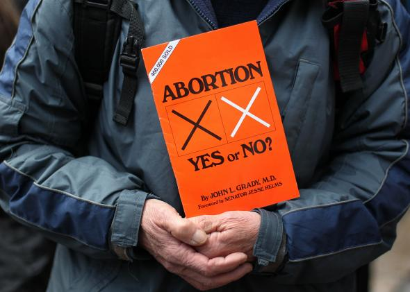 Abortion: whose choice is it?