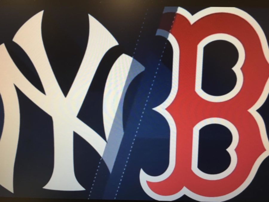 The+Red+Sox+and+Yankees+faced+off+for+the+first+time+in+the+2018+season.