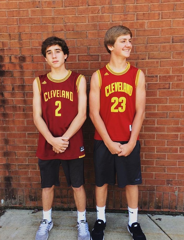 Throughout the next week, every Cavalier fan will be sporting their jersey in anticipation of another finals birth.