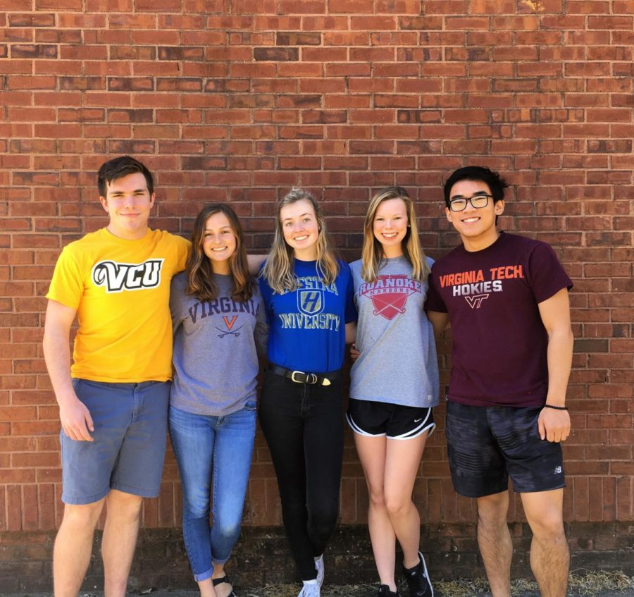 %28From+left%3A+Ben+Dallman%2C+Allie+Marcotte%2C+Jessica+Poley%2C+Lauren+Roth%2C+Keven+Nguyen%29+Five+seniors+pose+for+one+last+picture+outside+of+Lafayette+before+they+go+off+to+college.