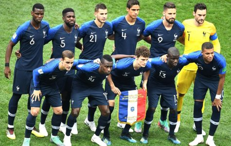France basking in success after World Cup victory