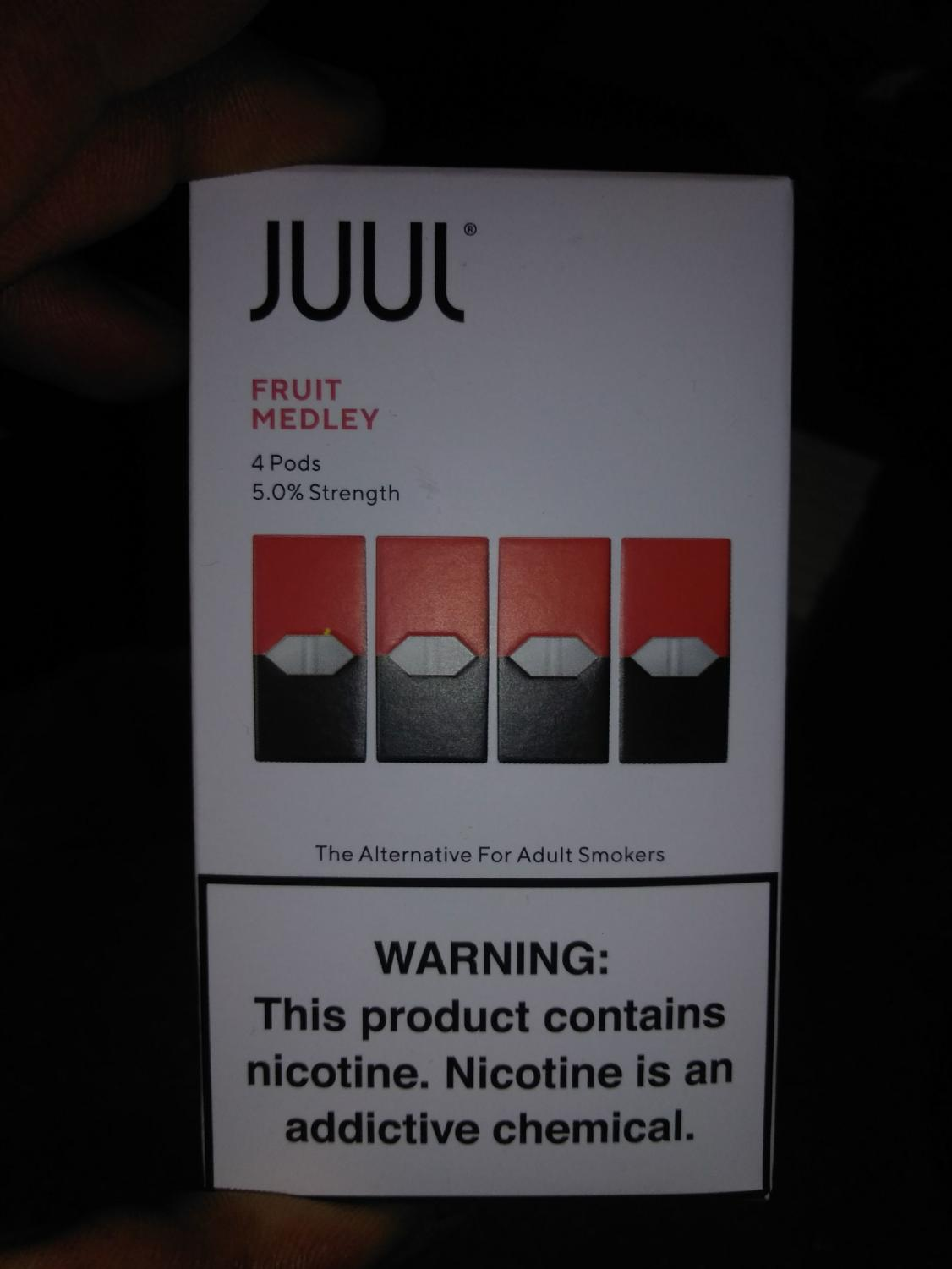 JUUL is among the most popular e-cigarette companies