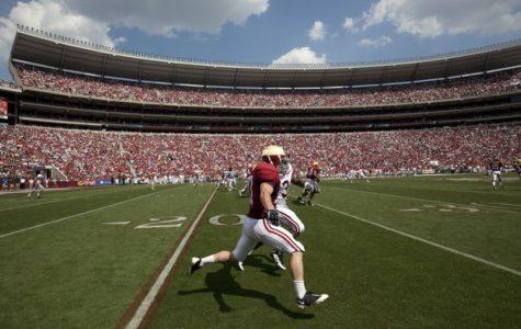 The Reign of Alabama Football