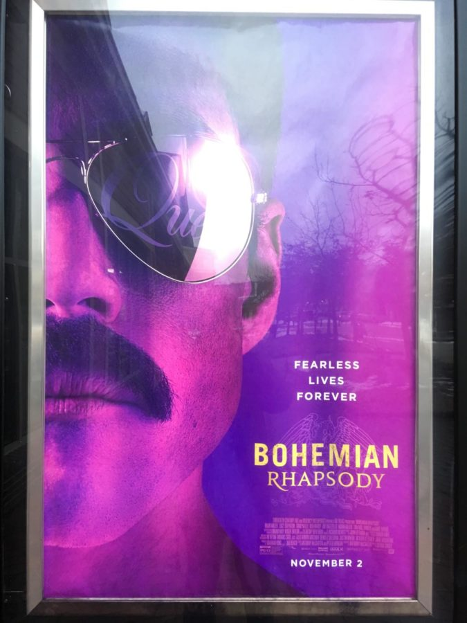 Bohemian+Rhapsody+is+quickly+rising+in+popularity+and+can+be+seen+in+all+theatres+in+Williamsburg.