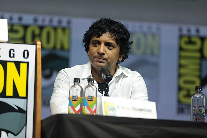 M.+Night+Shyamalan%2C+director+of+Split+and+Unbreakable%2C+talks+about+his+newest+creation%3A+Glass.