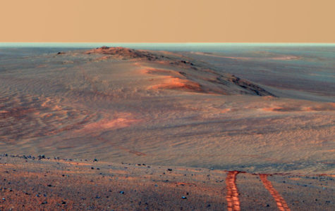 Opportunity, the machine that exceeded all expectations