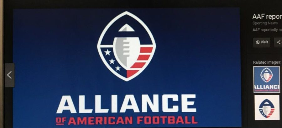 The+colors+on+the+logo+of+the+AAF+represent+America.+