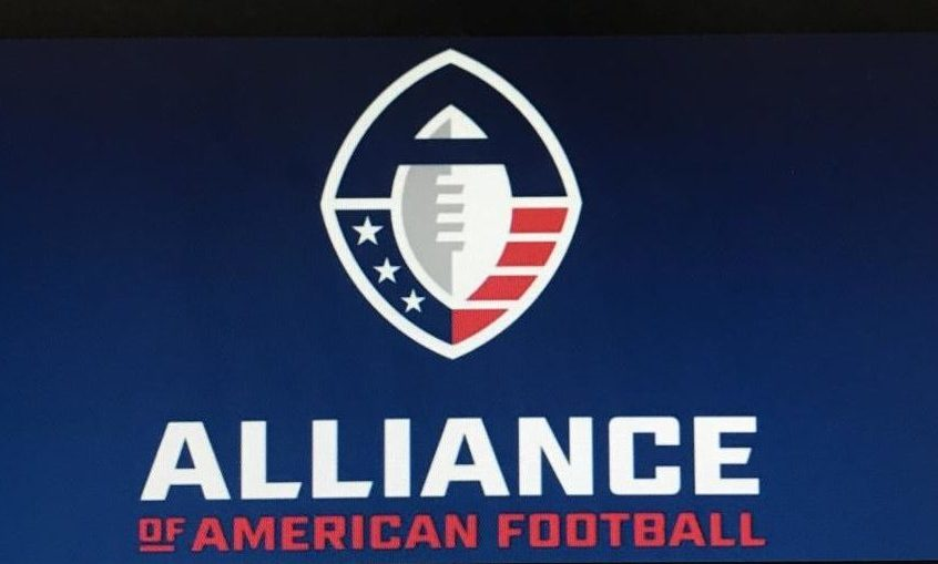 The colors on the logo of the AAF represent America.