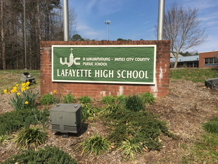 Lafayette+High+school+is+know+for+their+extra+curricular+activities.+