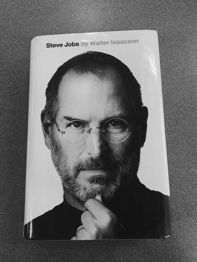 Steve+Jobs%2C+who+spearheaded+Apple+to+global+dominance%2C+reflects+on+his+unorthodox+and+challenged+life+in+his+biography+
