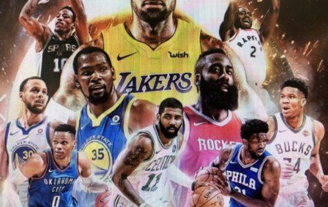 NBA MVP Race