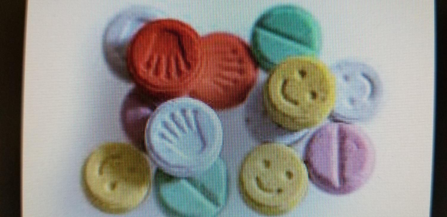 MDMA a common psychedelic that's used