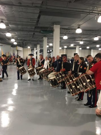 Experiencing the 2019 Virginia International Tattoo