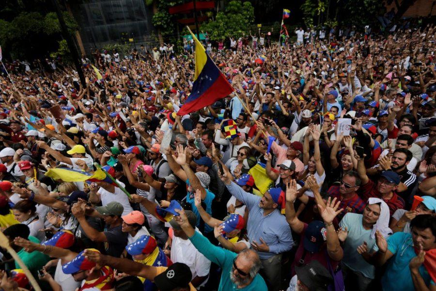 Venezuela%27s+Uprising