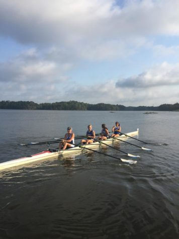 A Regatta Day with Williamsburg Boat Club