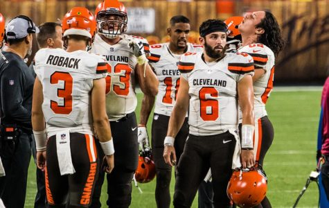 Troubling Start to the Season for the Cleveland Browns