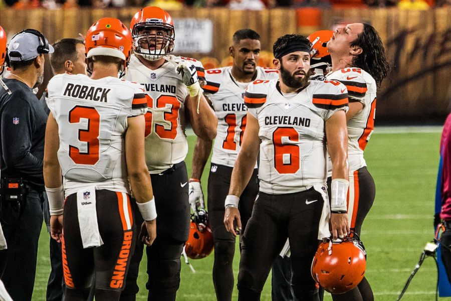 Baker+Mayfield+and+the+Browns+head+into+the+season+optimistic%2C+but+after+a+few+troubling+games+their+season+is+in+jeapardy.