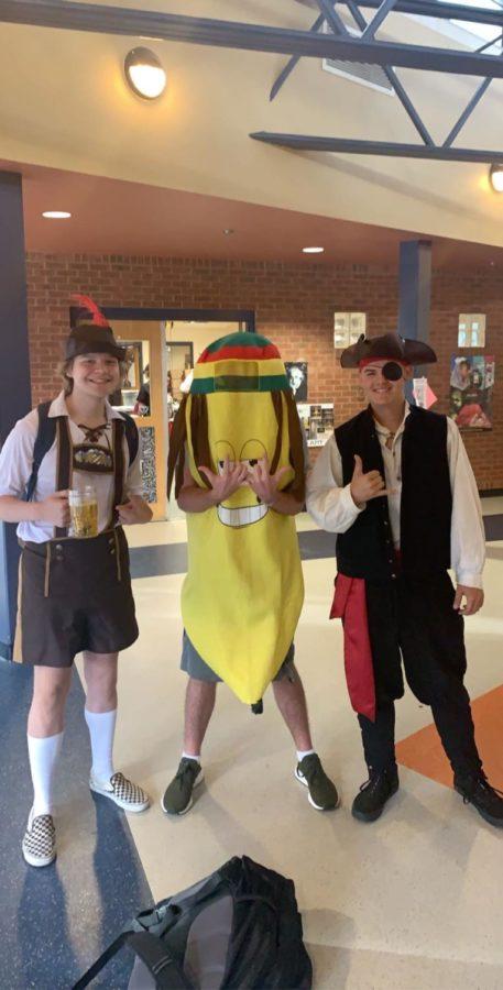 Spirit Week: Halloween Thursday!