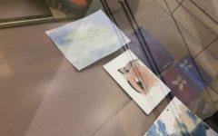 Artistic Displays At LHS