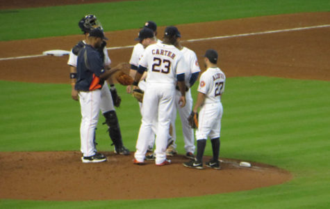 Astros accused of cheating