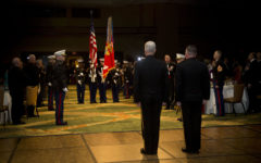 Marines Celebrate 244th Birthday