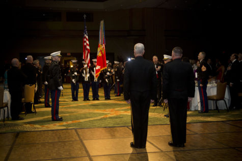 Marines Celebrate 244th Birthday