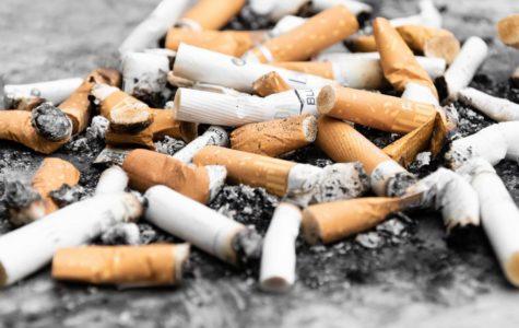 Do cigarettes share the same effect as do e-cigarettes?