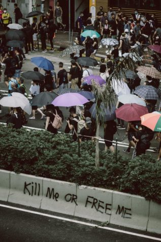 The Fight for Peace in Hong Kong