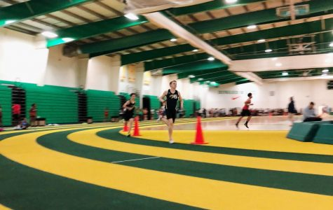 Indoor Track at Lafayette