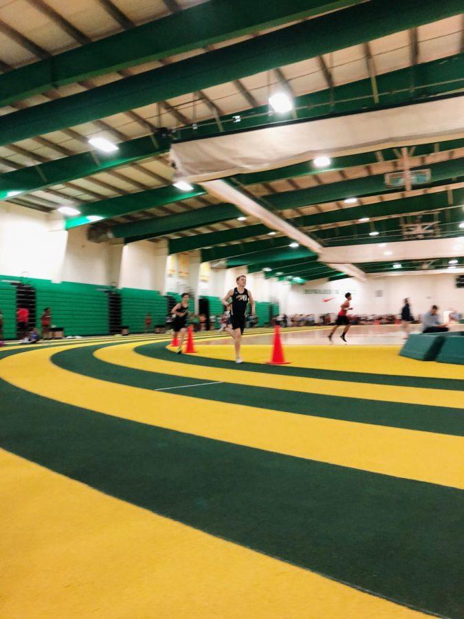 Indoor Track at Lafayette
