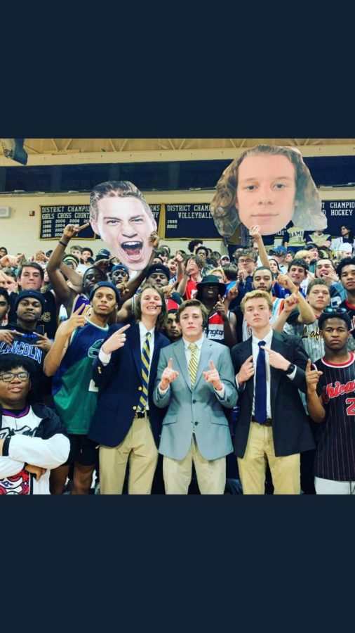 When Rivals Meet On The Court