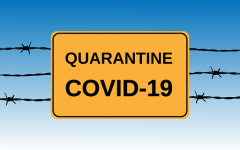 Covid-19 has caused a massive quarantine around the world