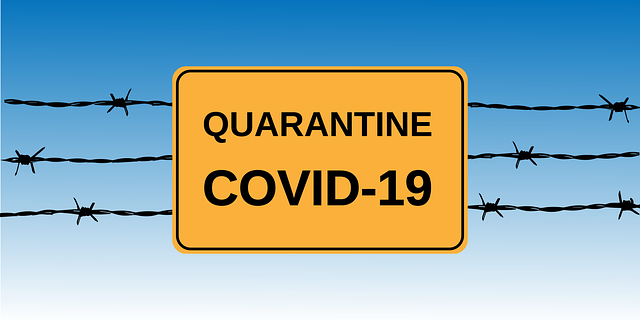 Covid-19+has+caused+a+massive+quarantine+around+the+world