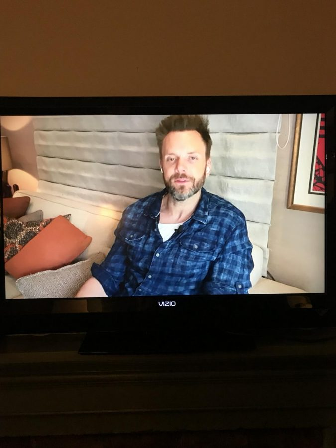 Joel McHale hosted an after show episode interviewing key characters.