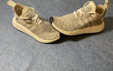 I am selling my old NMD's because they are to small